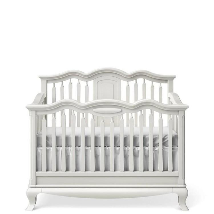 Cleopatra Crib Open Romina, Romina Baby Furniture