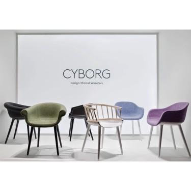 Cyborg Lord stoel - Magis