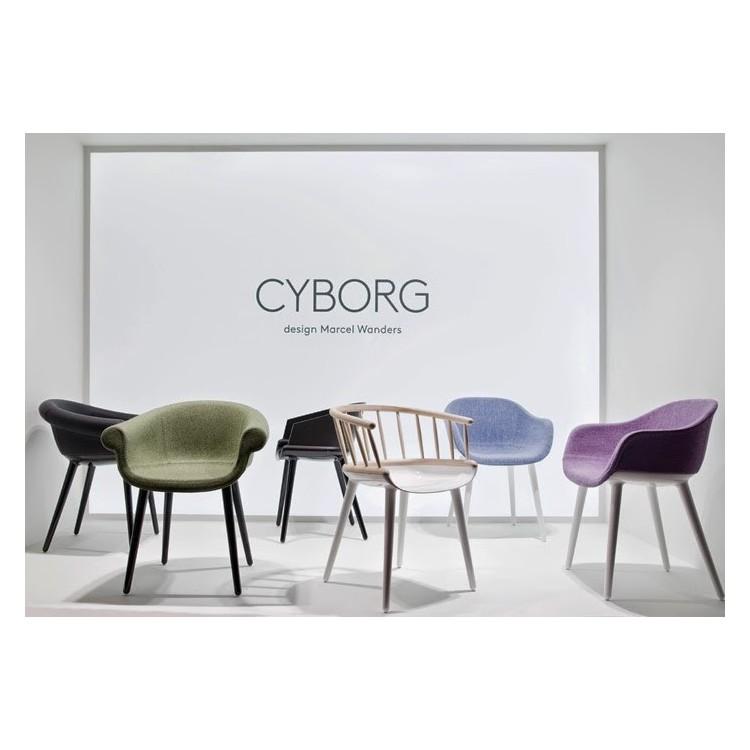 2Cyborg Lord stoel - Magis