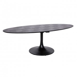 Dining table Blax oval 250