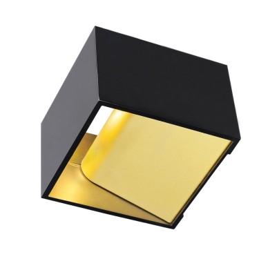 LOGS IN black/brass 1xLED 3000K - SLV