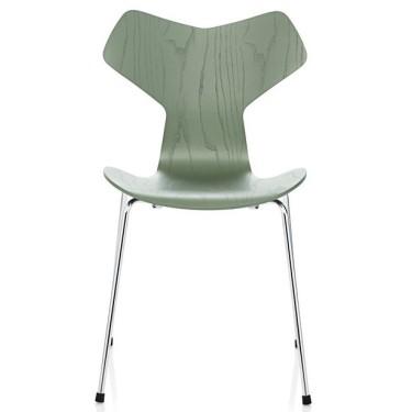 Grand Prix stoel gekleurd essen - Fritz Hansen