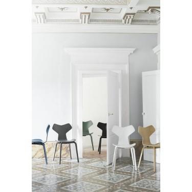 Grand Prix Chair Wood Black...
