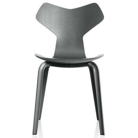 Grand Prix hout stoel gekleurd essen - Fritz Hansen