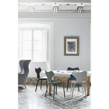 Grand Prix stoel wood gekleurd essen - Fritz Hansen