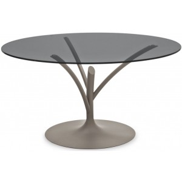 Acacia tafel rond - Calligaris