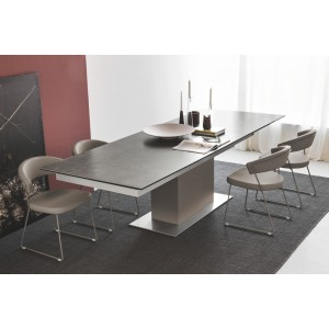 Calligaris New York nickel