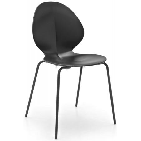 Basil monochrome stoel - Calligaris