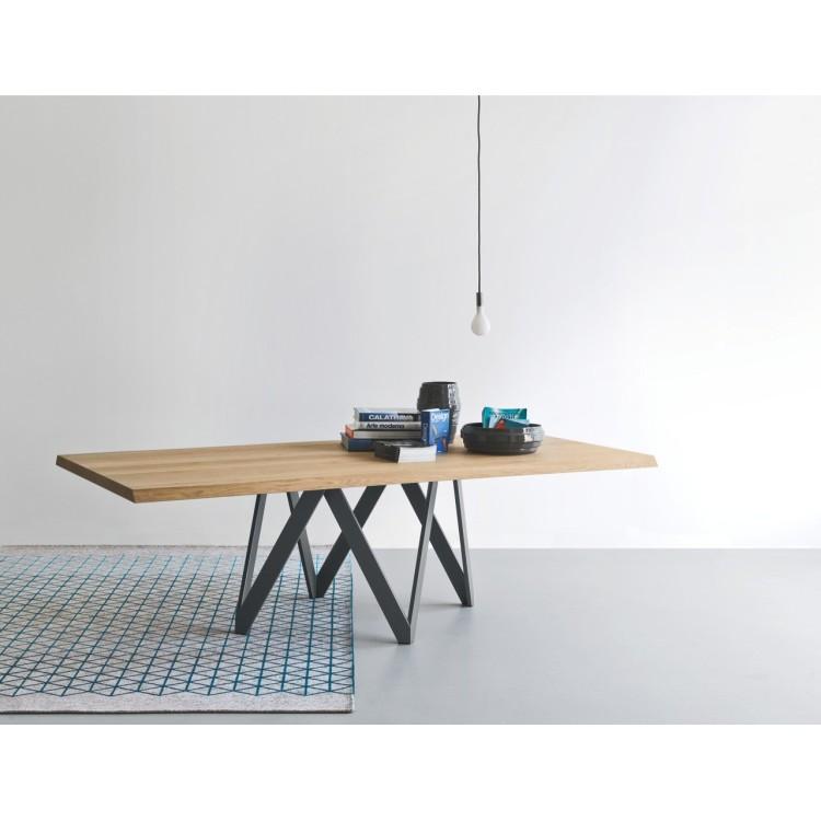 2Cartesio tafel 200 - Calligaris