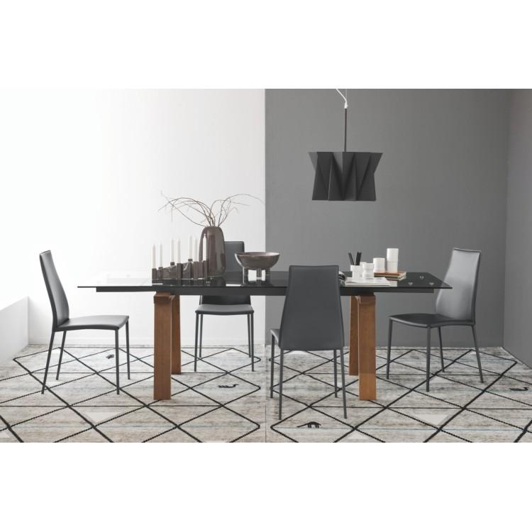 2Levante verlengbare tafel 140 - Calligaris