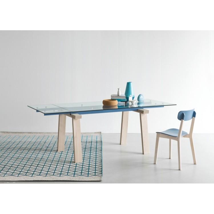 2Levante verlengbare tafel 160 - Calligaris