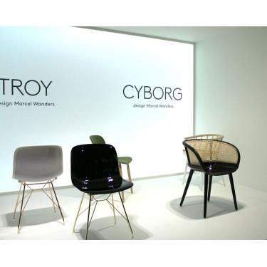 Troy stoel koper - Magis