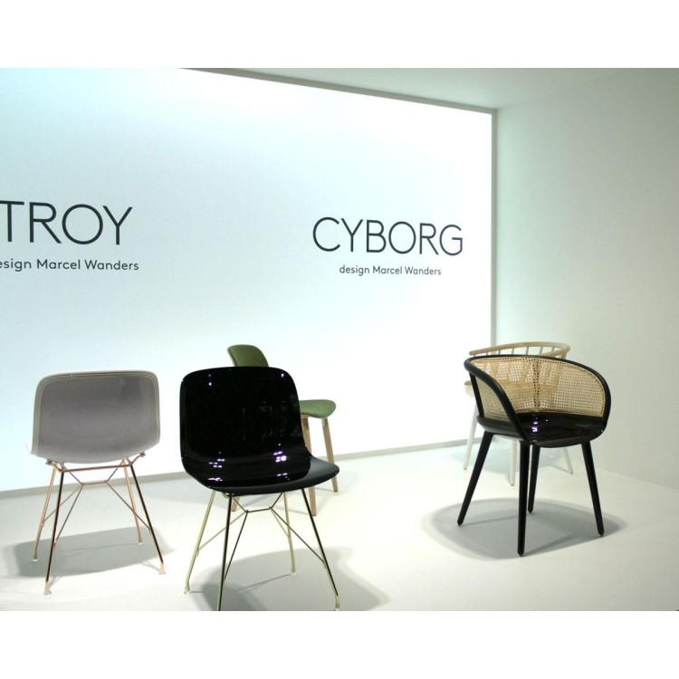 2Troy stoel koper - Magis
