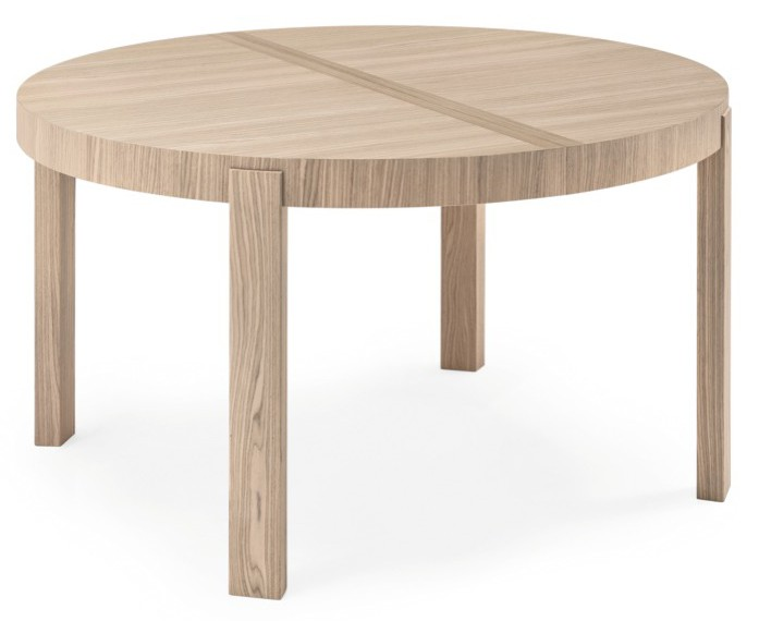 Atelier houten tafel calligaris