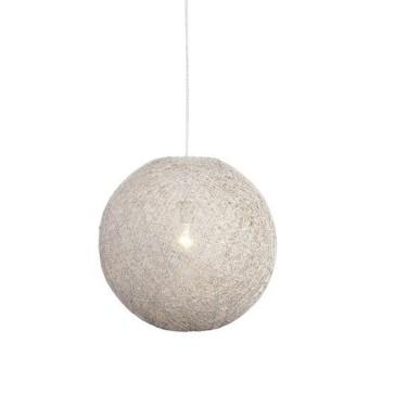 Twist hanglamp wit - Label51