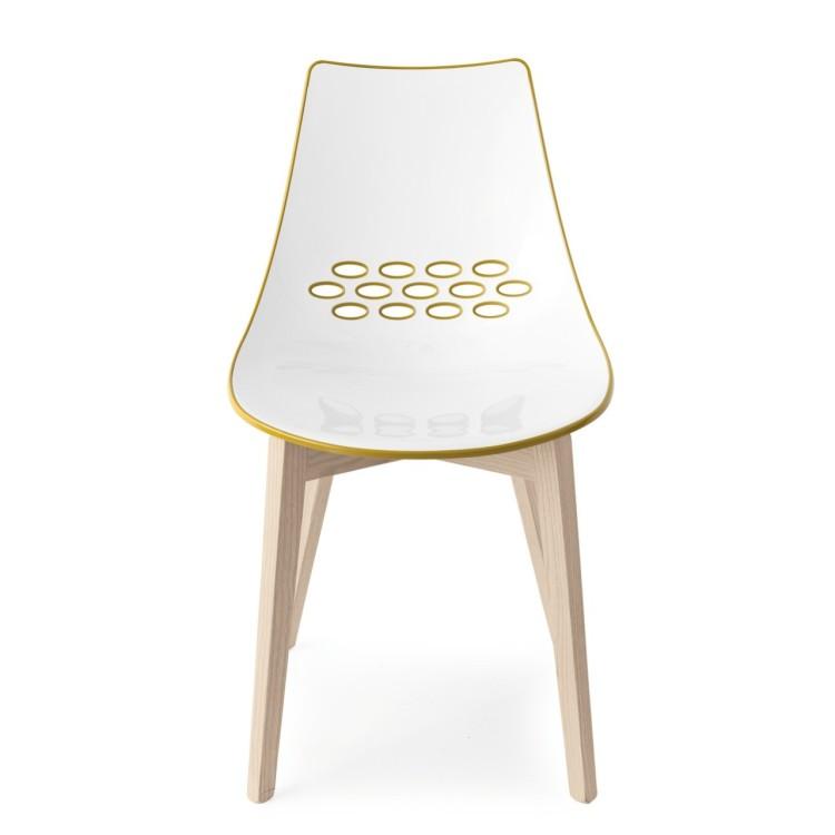 2Jam Wood stoel - Calligaris