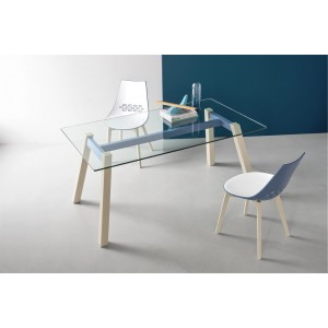 T-Table tafel rond - Connubia