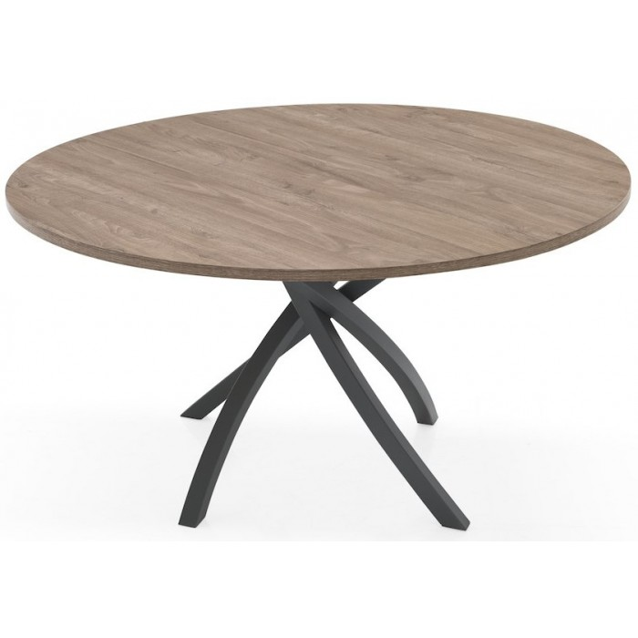 Twister tafel rond - Connubia