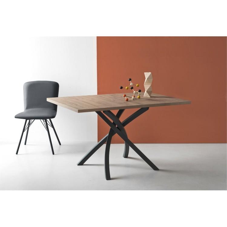 2Twister tafel rond - Connubia