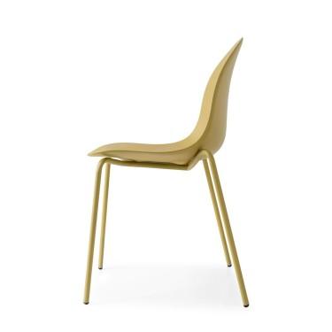 Academy monochrome stoel - Connubia