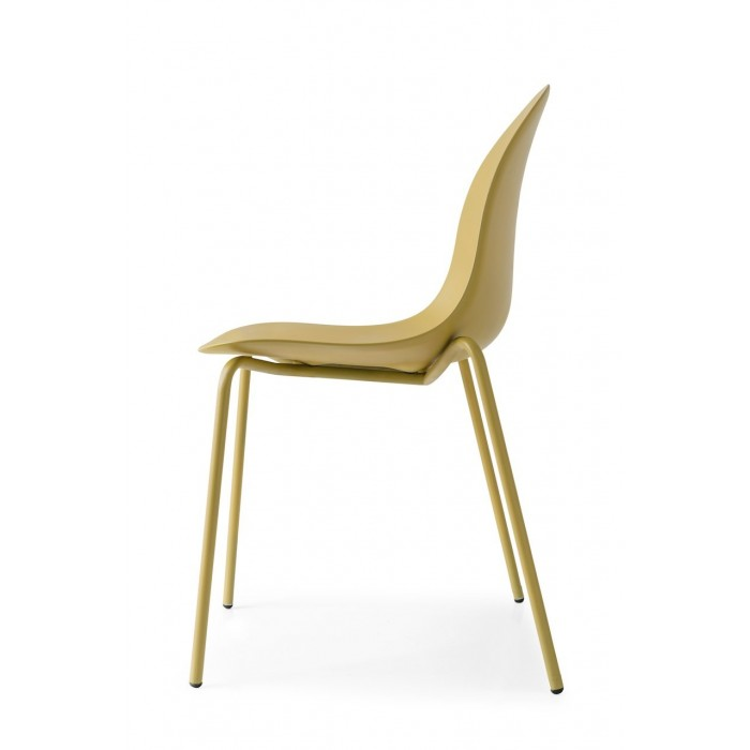 2Academy monochrome stoel - Connubia