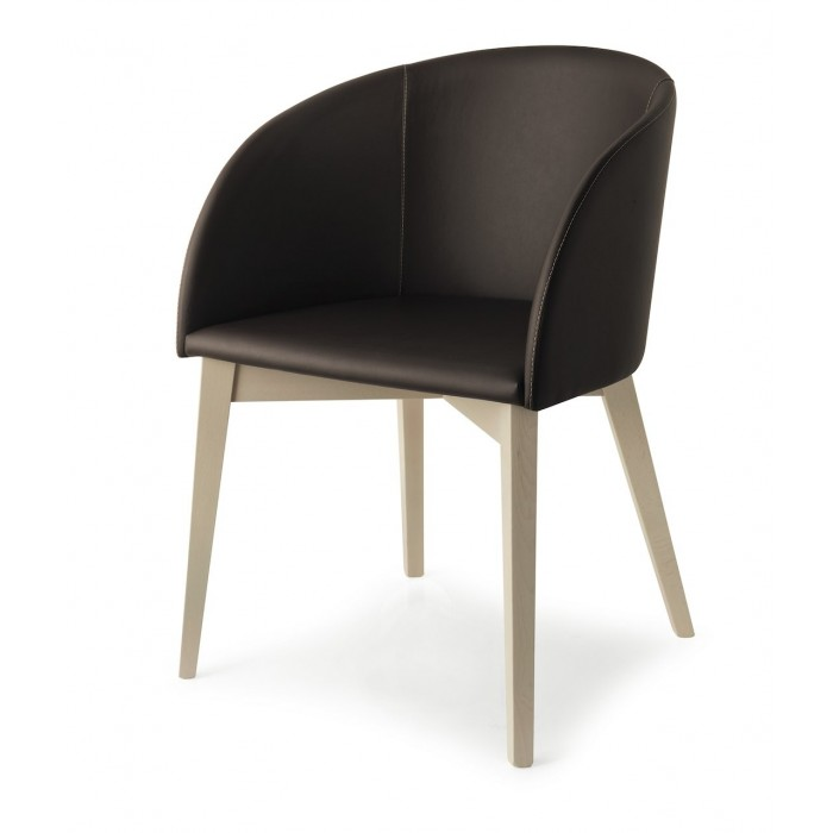 2Rosie Wood stoel - Connubia