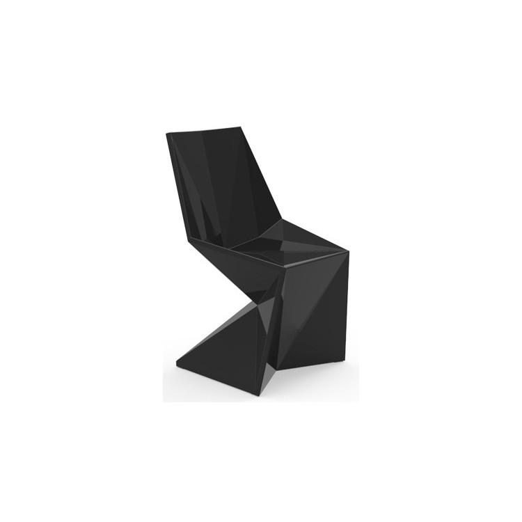 Vertex hoogglans stoel - Vondom