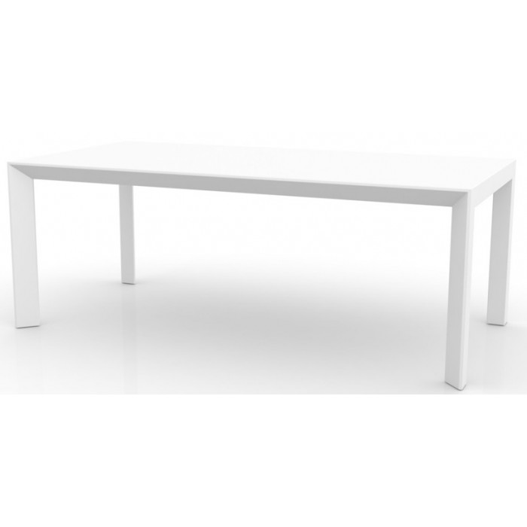 Frame hoogglans tafel - Vondom