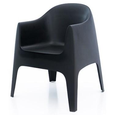 Solid armchair - Vondom