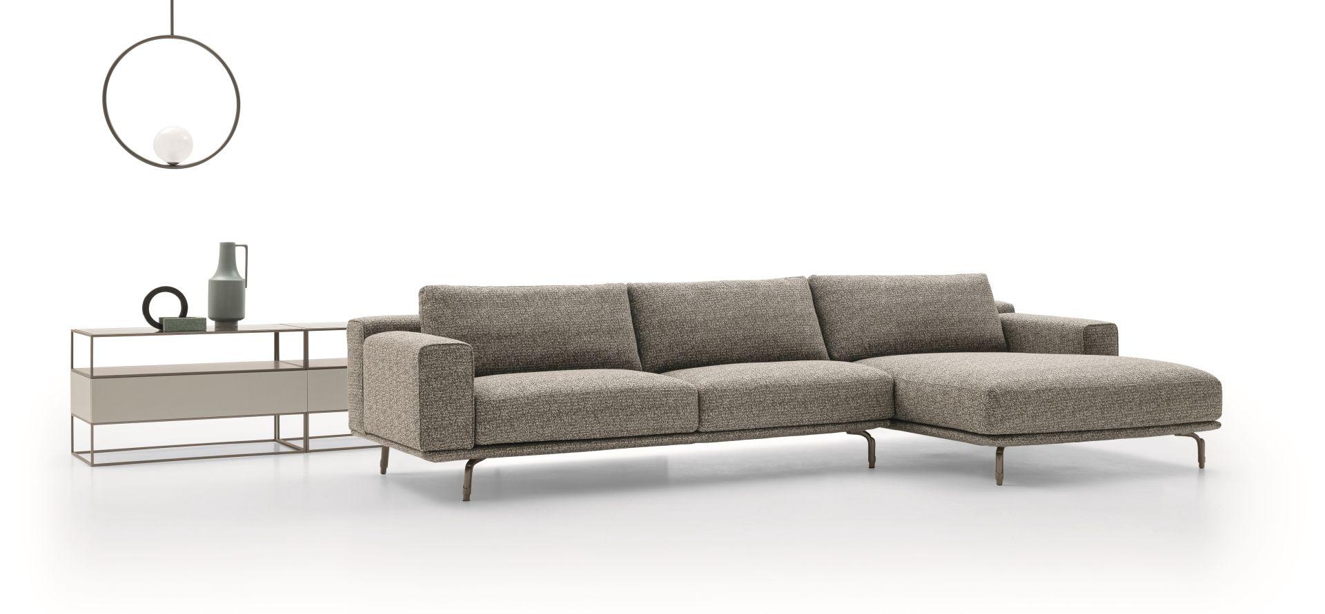 Ditre Italia Dalton Low Sofa
